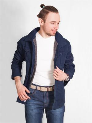Куртка облегченная Olkhon TACTICAL FROG. Цвет: темно-синий