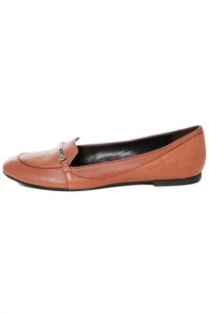 LOAFERs PAOLA FERRI. Цвет: brown