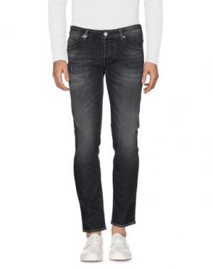 Джинсовые брюки DW⁵. Цвет: черный
