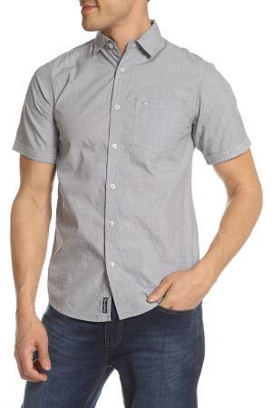 Рубашка TOKYO LAUNDRY. Цвет: серый