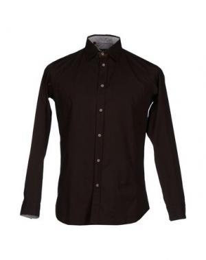 Pубашка HAVANA & CO.. Цвет: коричневый