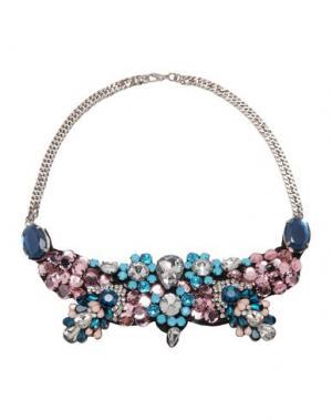 Ожерелье ORTYS OFFICINA MILANO. Цвет: бирюзовый