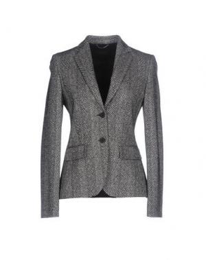 Пиджак STRENESSE. Цвет: черный