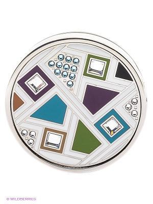 Держатель для сумки JARDIN D'ETE. Цвет: серебристый, фиолетовый, белый