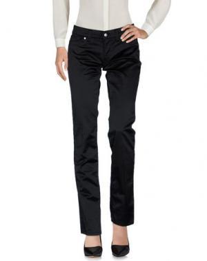 Повседневные брюки S.O.S by ORZA STUDIO. Цвет: черный