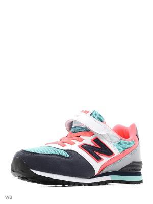 Кроссовки 996 New balance. Цвет: лазурный