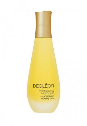 Питательная ароматическая эссенция 15 мл. Decleor. Цвет: желтый