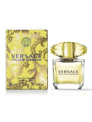Yellow Diamond edt 30 ml Versace. Цвет: желтый
