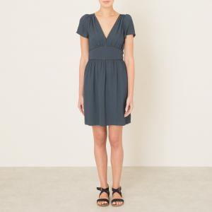 Платье DOROTHY PARKER SESSUN. Цвет: серый
