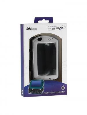 Защитный металлический корпус для PSP Go BigBen. Цвет: черный, бордовый, синий