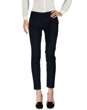 Повседневные брюки ECO. Цвет: темно-синий