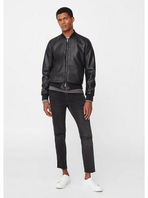 Куртка - BALL MANGO MAN. Цвет: черный