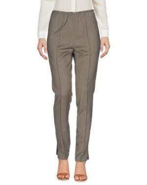 Повседневные брюки CARLO CONTRADA. Цвет: хаки