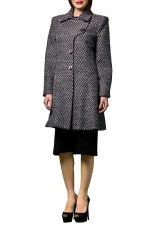 Пальто JOELLE JO'ELLE. Цвет: коричневый