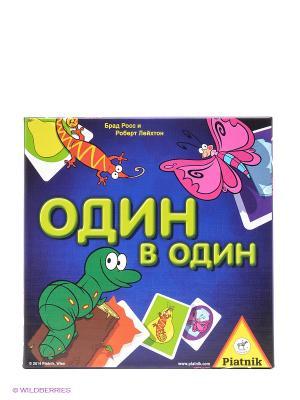 Настольная игра Один в Piatnik. Цвет: фиолетовый