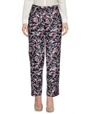 Повседневные брюки GIAMBA. Цвет: пастельно-розовый