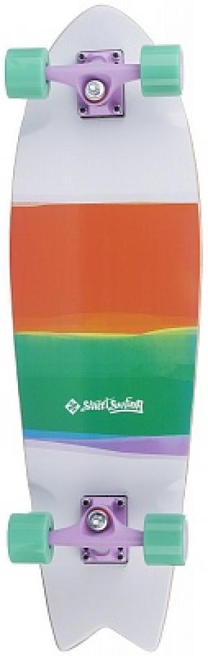 Лонгборд  Fishtail 30 Clean line Street Surfing