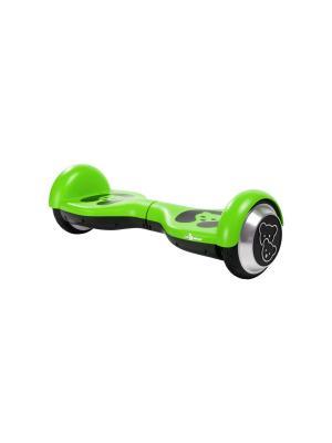 Детский гироскутер CarWalk Umka. Размер колеса 4,5 дюймов.. Цвет: зеленый