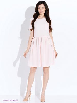 Платье Vittoria Vicci. Цвет: кремовый