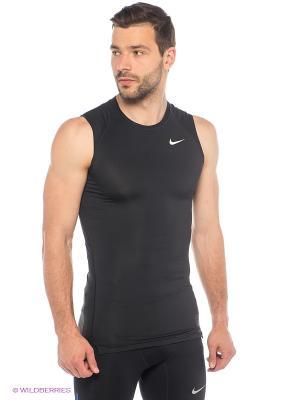 Майка COOL COMP SL Nike. Цвет: черный