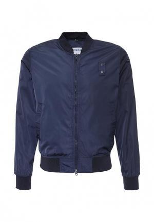 Куртка Occhibelli. Цвет: синий