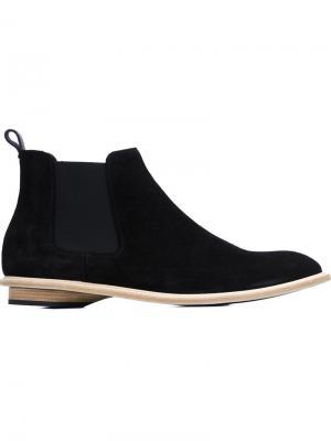 Ботинки Челси Valas. Цвет: чёрный