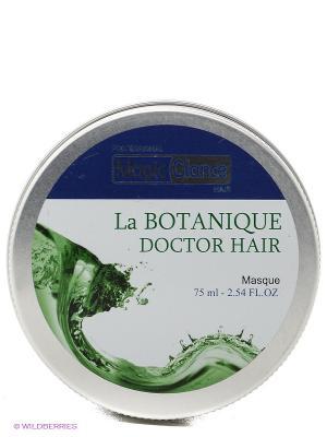 Маска для волос La Botanique Mask Doctor hair, 75 мл Magic Glance. Цвет: серый, белый
