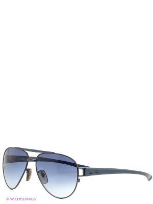 Солнцезащитные очки RH 748 04 Zerorh. Цвет: синий