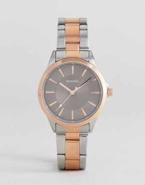 Sekonda Часы-браслет 2456. Цвет: серебряный