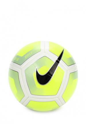 Мяч футбольный Nike. Цвет: зеленый