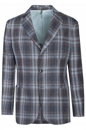 Пиджак Harmont&Blaine. Цвет: коричневый