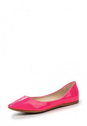 Балетки Chic Nana. Цвет: розовый