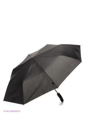 Зонт RAINDROPS. Цвет: черный
