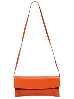 Клатч Bosccolo. Цвет: оранжевый