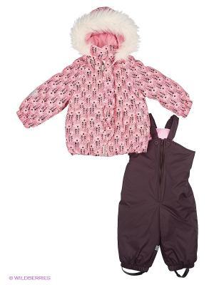 Комплект одежды Kerry. Цвет: розовый