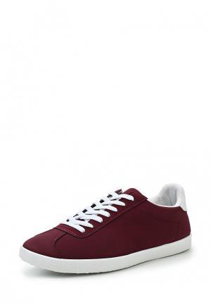 Кеды WS Shoes. Цвет: бордовый