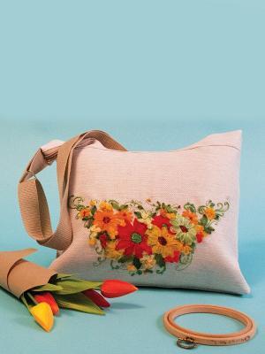 Набор для шитья и вышивания Лето Матренин Посад. Цвет: бежевый