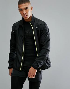 Craft Черная куртка Sportswear Radiate Running 1905381-999603. Цвет: черный