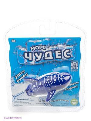 Робо-Акула акробат Вэйлон Море Чудес. Цвет: синий