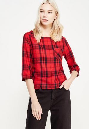 Блуза Marks & Spencer. Цвет: красный