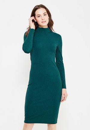 Платье Dlys D'lys. Цвет: зеленый