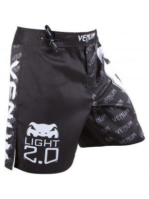 Шорты ММА Venum Light 2.0. Цвет: черный