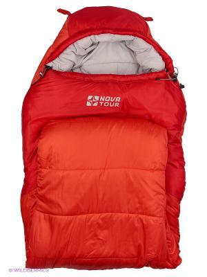 Спальный мешок Ямал -30 XL V2 Nova tour. Цвет: красный
