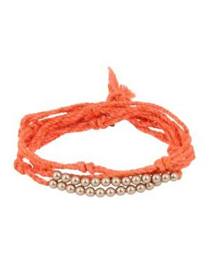 Браслет CHAN LUU. Цвет: оранжевый