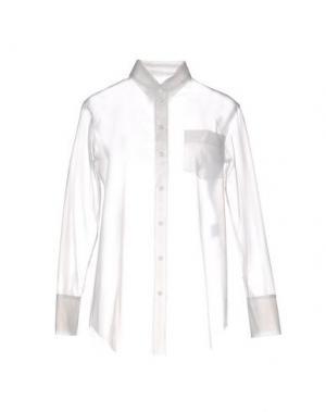 Pубашка TROU AUX BICHES. Цвет: прозрачный