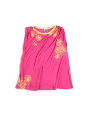 Футболка Appaman. Цвет: розовый