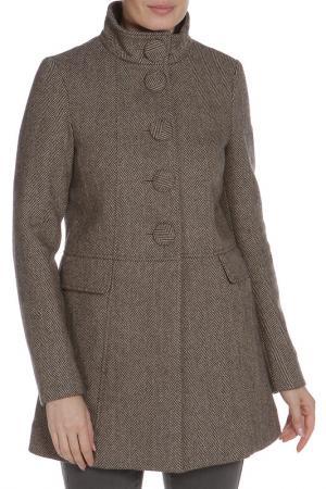Пальто UP TO BE. Цвет: 1050 - resca b/n