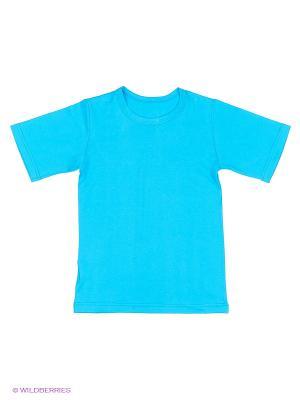 Футболка PEPELINO. Цвет: голубой