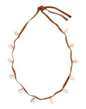 Ожерелье DSQUARED2. Цвет: коричневый