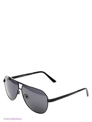 Солнцезащитные очки MS 02-00317 Mario Rossi. Цвет: черный